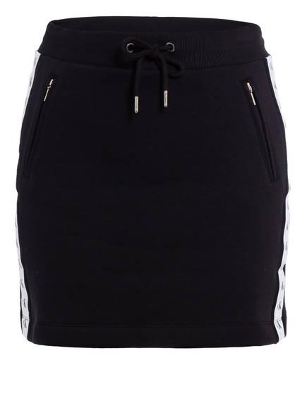 Calvin Klein Jeans Sweat-Rock, Farbe: SCHWARZ/ WEISS (Bild 1)
