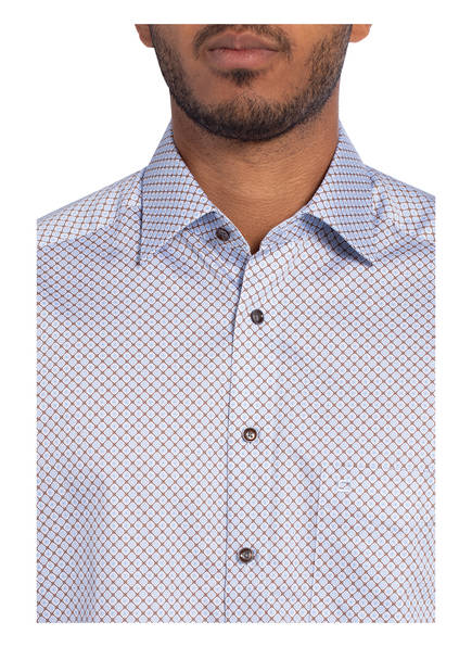 OLYMP Hemden | Olymp Hemd Luxor Modern Fit blau