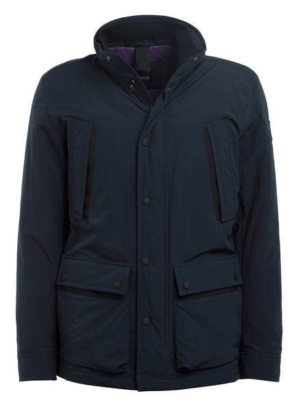 Boss Fieldjacket Orove blau