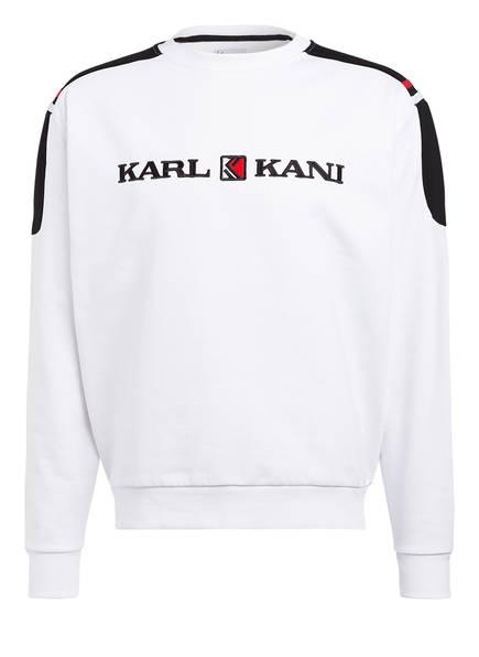Karl Kani Sweatshirt, Farbe: WEISS (Bild 1)