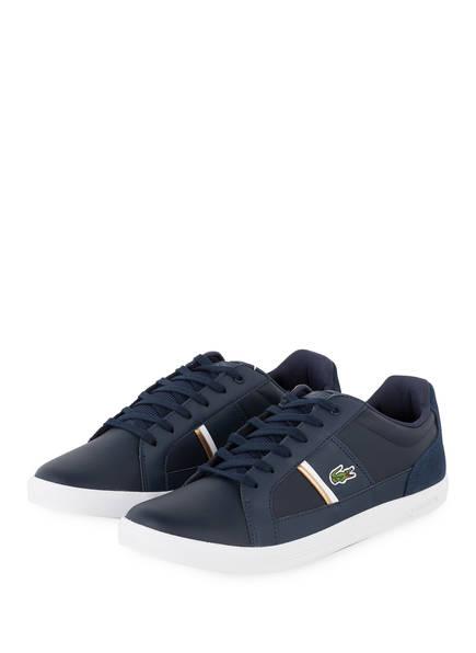 LACOSTE Sneaker EUROPA, Farbe: NAVY (Bild 1)