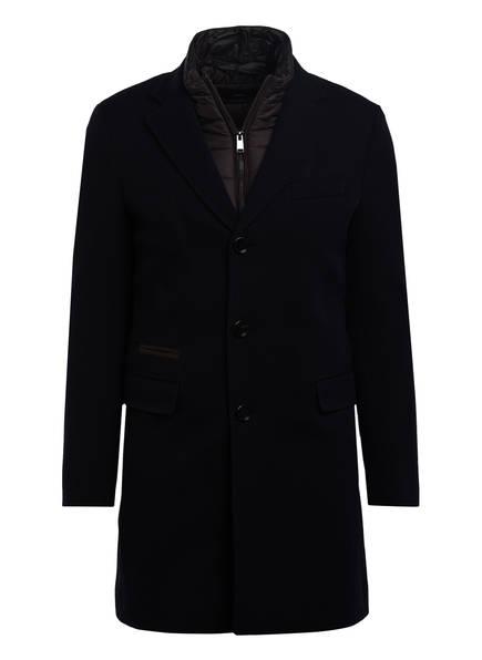 BOSS Mantel NIDO mit abnehmbarer Blende, Farbe: DUNKELBLAU (Bild 1)
