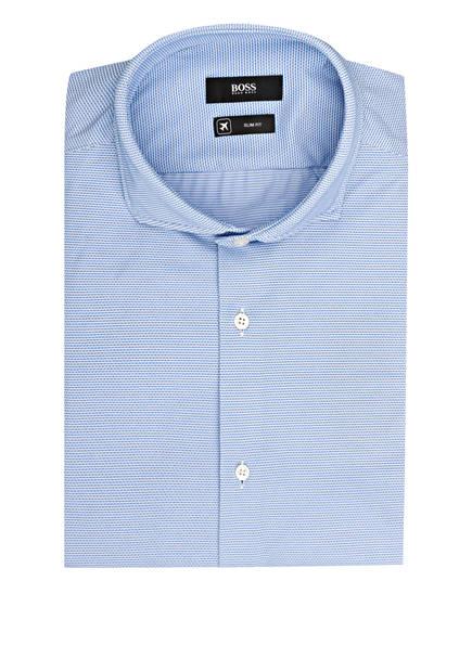 BOSS Hemd JASON Slim Fit, Farbe: HELLBLAU/ WEISS (Bild 1)