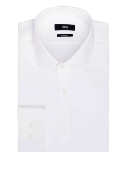 BOSS Hemd GORDON Regular Fit, Farbe: WEISS (Bild 1)
