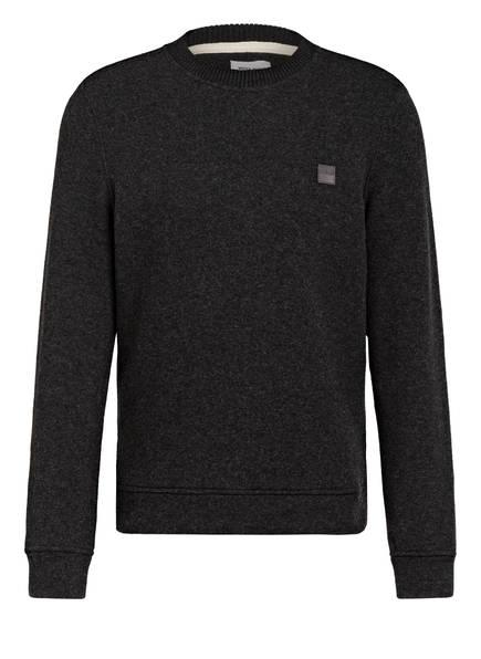 WOOLRICH Pullover, Farbe: DUNKELGRAU (Bild 1)