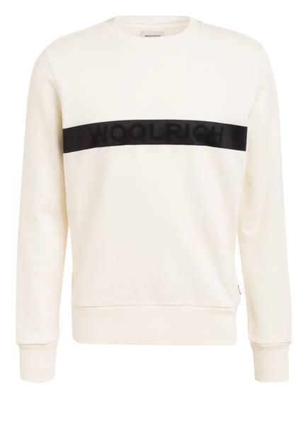 WOOLRICH Sweatshirt, Farbe: ECRU (Bild 1)