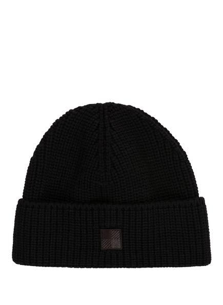 WOOLRICH Mütze , Farbe: SCHWARZ (Bild 1)