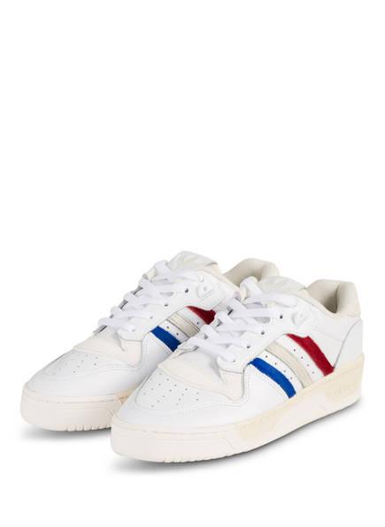 adidas Originals Sneaker RIVALRY LOW, Farbe: WEISS (Bild 1)