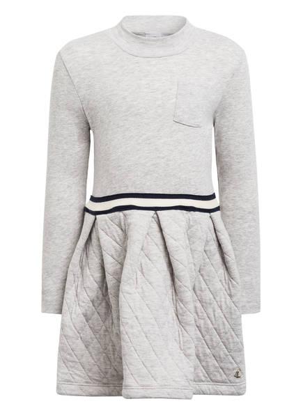 PETIT BATEAU Kleid, Farbe: GRAU MELIERT (Bild 1)
