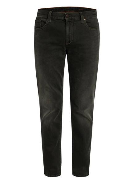 ALBERTO Jeans PIPE Slim Fit, Farbe: DUNKELGRÜN (Bild 1)