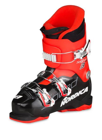 NORDICA Skischuhe SPEEDMACHINE J3, Farbe: SCHWARZ/ ROT (Bild 1)