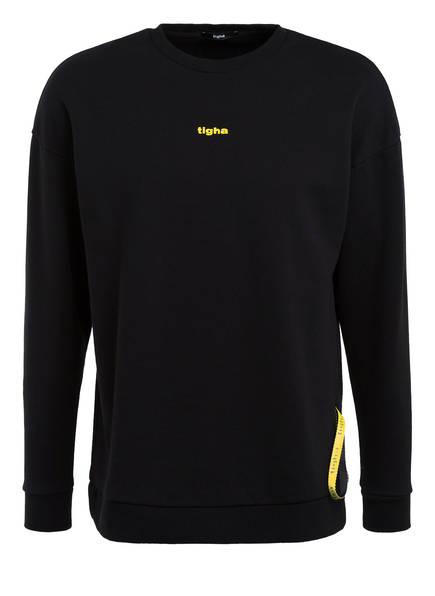 tigha Sweatshirt, Farbe: SCHWARZ (Bild 1)