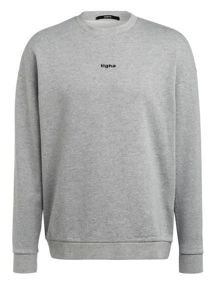 tigha Sweatshirt, Farbe: GRAU MELIERT (Bild 1)