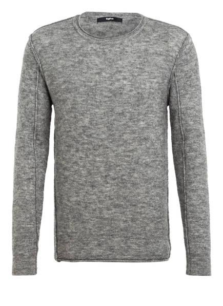 tigha Pullover BENT, Farbe: GRAU (Bild 1)
