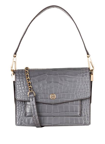 TORY BURCH Handtasche ROBINSON, Farbe: GRAU (Bild 1)