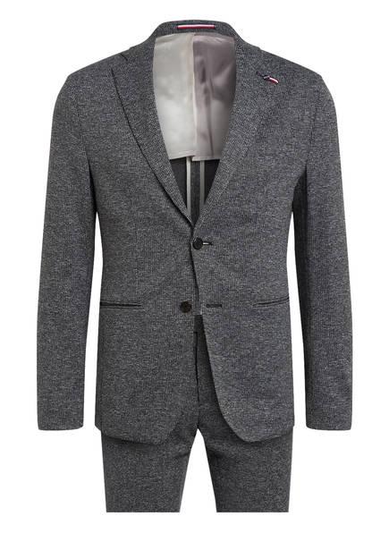 TOMMY HILFIGER Anzug Slim Fit , Farbe: GRAU/ SCHWARZ (Bild 1)