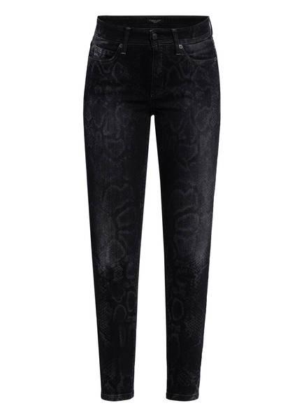 CAMBIO 7/8-Jeans PARLA, Farbe: GRAU SNAKE DENIM (Bild 1)