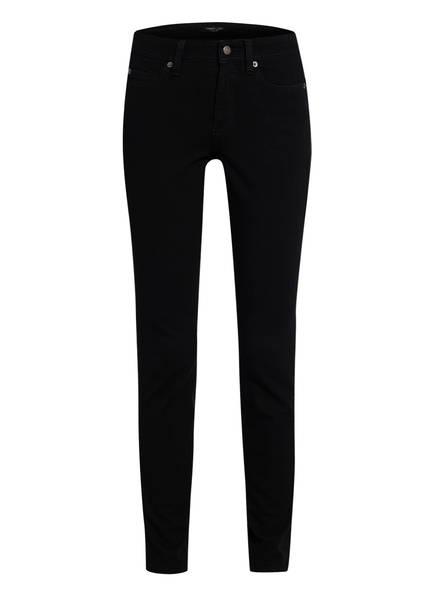 CAMBIO Skinny Jeans PARLA, Farbe: 5000 rinsed dark denim (Bild 1)