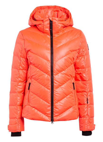 FIRE+ICE Daunen-Skijacke SASSY2, Farbe: ORANGE (Bild 1)