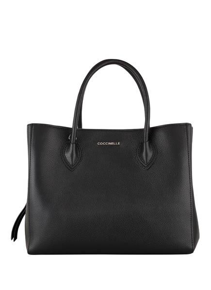 COCCINELLE Handtasche FARISA MEDIUM, Farbe: SCHWARZ (Bild 1)
