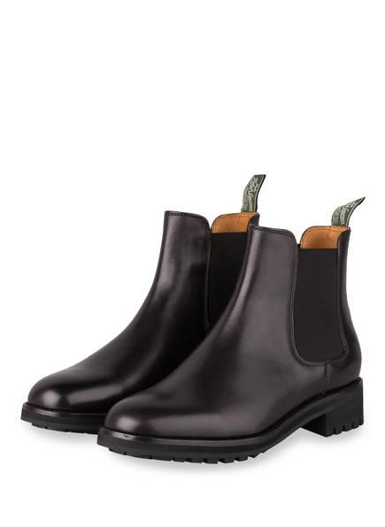 POLO RALPH LAUREN Chelsea-Boots BRYSON, Farbe: SCHWARZ (Bild 1)