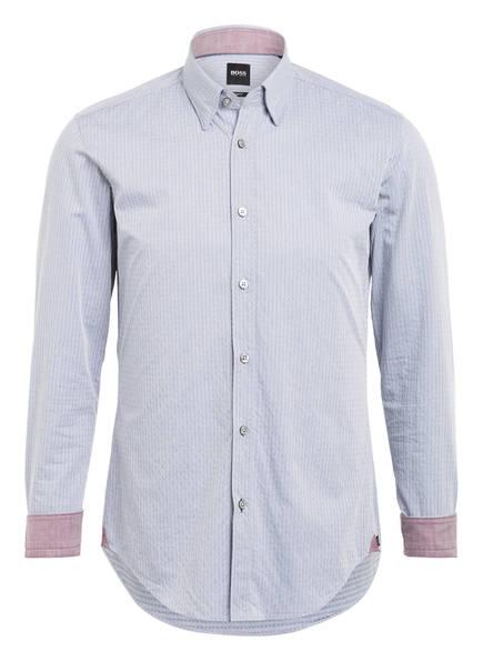 BOSS Hemd RODNEY Slim Fit, Farbe: HELLGRAU (Bild 1)