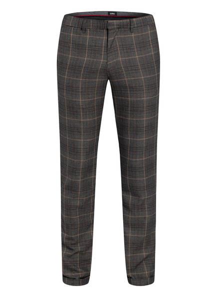 strellson Chino CANE Slim Fit , Farbe: GRAU/ BEIGE KARIERT (Bild 1)