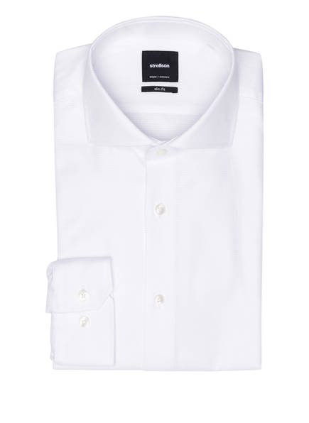 strellson Hemd SERENO Extra Slim Fit , Farbe: WEISS (Bild 1)