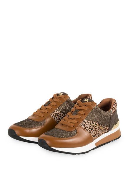 MICHAEL KORS Sneaker ALLIE TRAINER, Farbe: BRAUN/ SCHWARZ (Bild 1)
