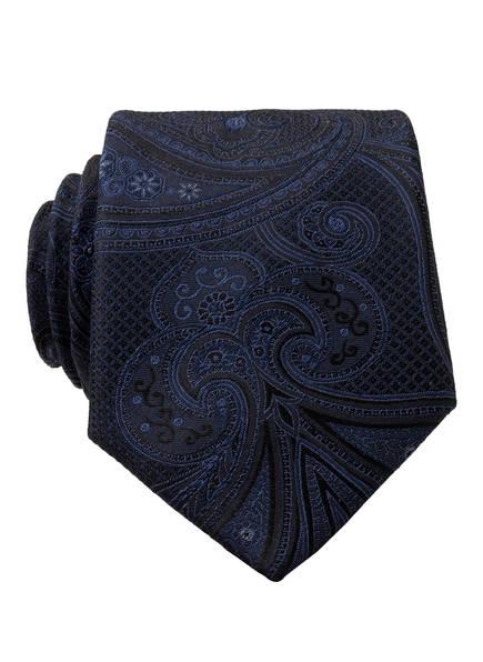 pierre cardin Krawatte, Farbe: DUNKELBLAU (Bild 1)