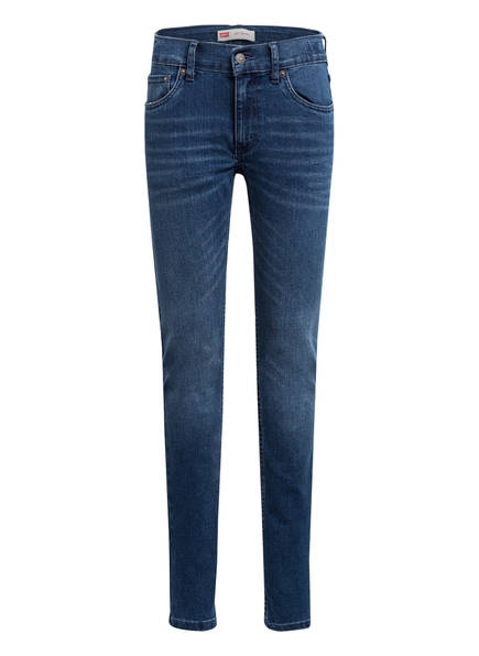 Levi's® Jeans 510 Skinny Fit , Farbe: D4M PLATO BLUE (Bild 1)