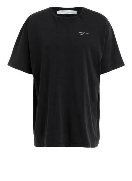 OFF-WHITE Oversized-Shirt, Farbe: SCHWARZ/ WEISS (Bild 1)