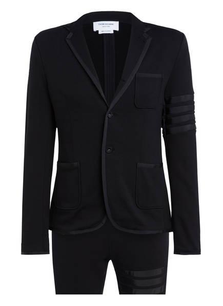 THOM BROWNE. Anzug Extra Slim Fit im Jogging-Stil , Farbe: SCHWARZ (Bild 1)