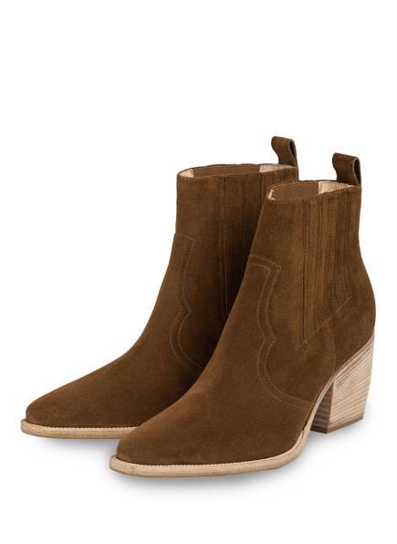 KENNEL & SCHMENGER Cowboy Boots LUNA, Farbe: BRAUN (Bild 1)