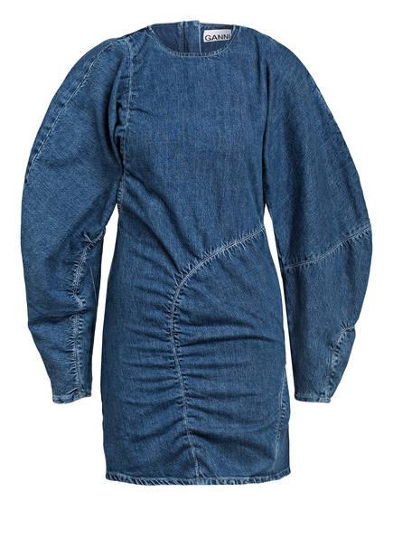 GANNI Jeanskleid, Farbe: BLAU (Bild 1)