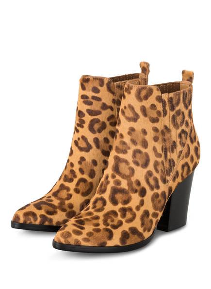 STEVE MADDEN Cowboy Boots JUSTINA, Farbe: CAMEL/ BRAUN (Bild 1)