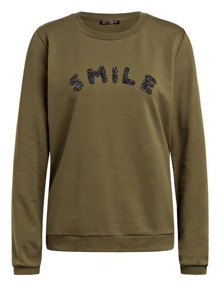 MANDALA Sweatshirt , Farbe: OLIV (Bild 1)