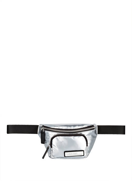 Calvin Klein Gürteltasche PRIMARY, Farbe: SILBER (Bild 1)