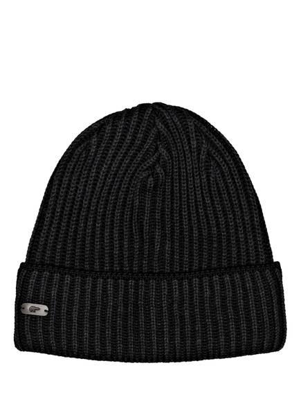 Eisbär Mütze QUIRIN, Farbe: SCHWARZ/ GRAPHIT (Bild 1)