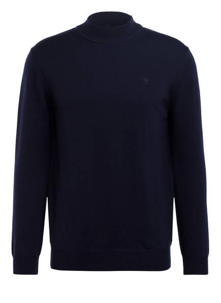 G-STAR Strickoberteile & Pullover   G-Star Raw Pullover blau