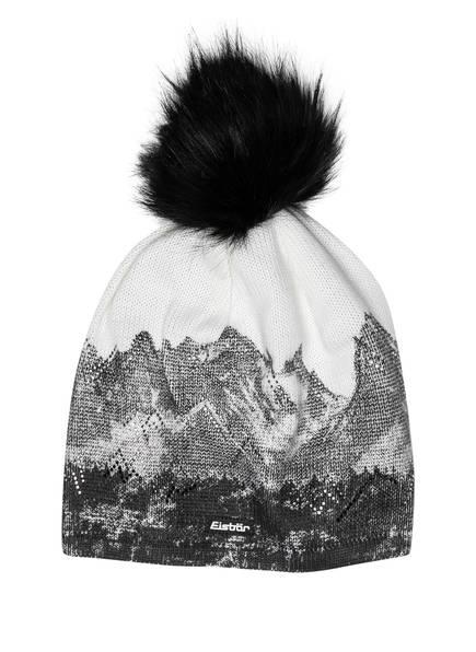 Eisbär Mütze DRAW LUX CRYSTAL, Farbe: WEISS/ SCHWARZ (Bild 1)