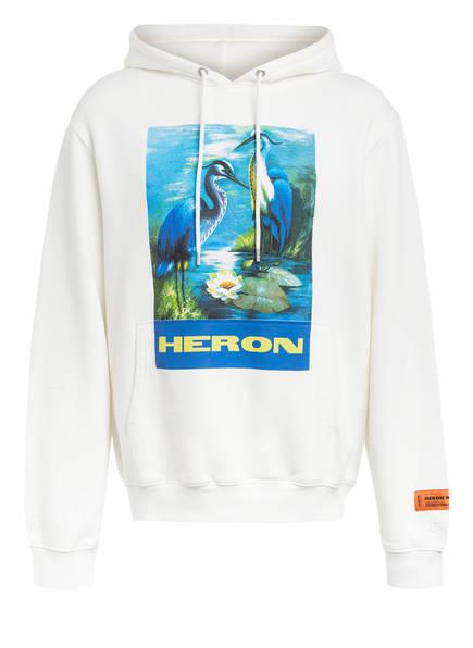 HERON PRESTON Oversized-Hoodie, Farbe: ECRU (Bild 1)