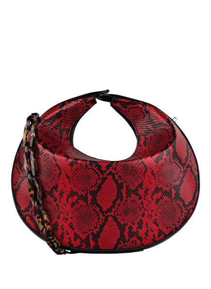 NICO GIANI Handtasche, Farbe: ROT/ SCHWARZ (Bild 1)
