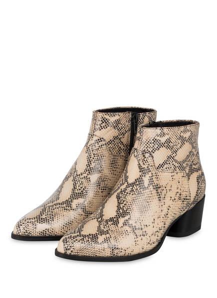 VAGABOND Cowboy Boots, Farbe: CREME/ SCHWARZ (Bild 1)