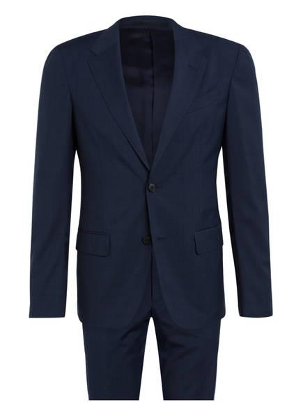 ZZegna Anzug DROP 8 Extra Slim Fit , Farbe: DUNKELBLAU (Bild 1)
