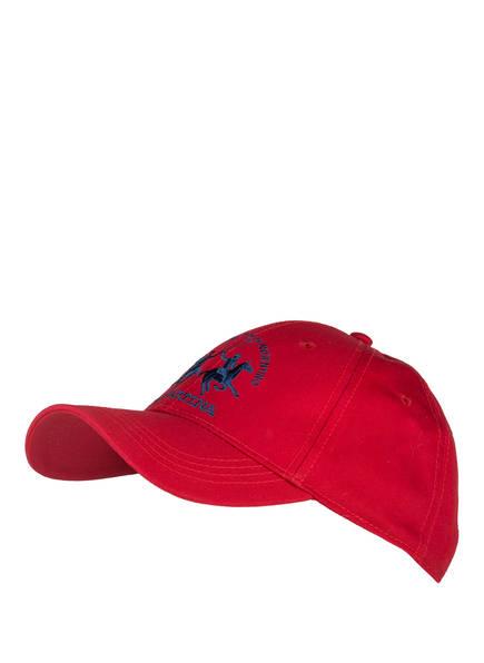 LA MARTINA Cap, Farbe: ROT (Bild 1)