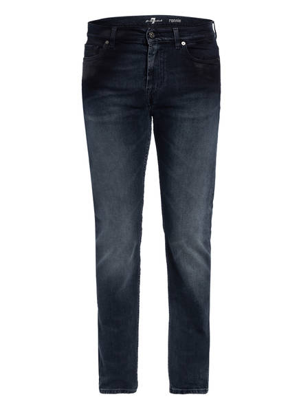 7 for all mankind Jeans RONNIE Skinny Fit, Farbe: DARK BLUE (Bild 1)