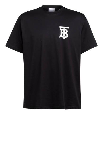 BURBERRY T-Shirt EMERSON, Farbe: SCHWARZ (Bild 1)