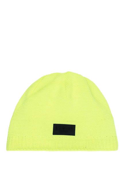 BOGNER Mütze FREDDY, Farbe: NEONGRÜN (Bild 1)