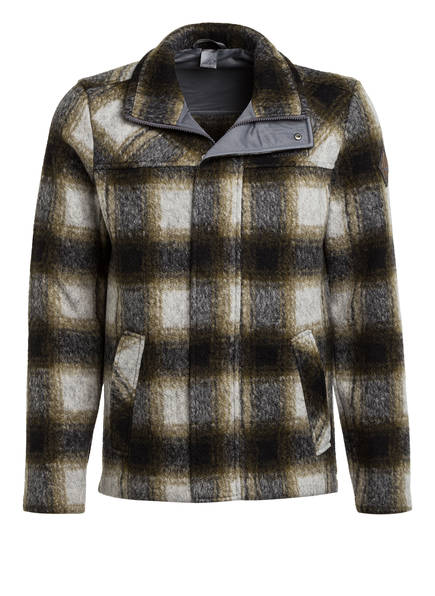 Schöffel Fleece-Jacke VICENZA, Farbe: DUNKELGRÜN/ OLIVE/ HELLGRAU (Bild 1)